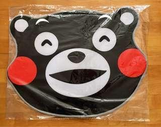 熊本熊地毯 附熊本全攻略 Kumamon Japan Carpet