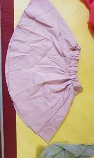 🚚 粉色裙子