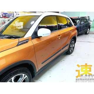Suzuki Vitara 2019 Protective Door Moulding