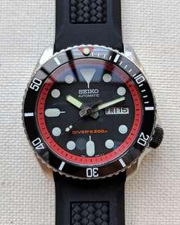 Modified Seiko SKX007