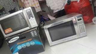 Microwave paketan