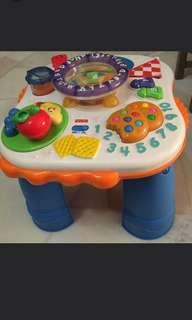 Fisher Price learning musical table