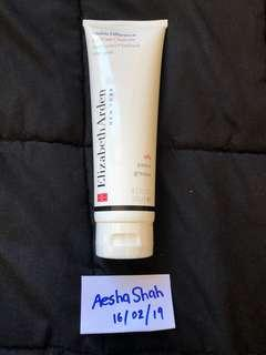 Brand new Elizabeth Arden oil-free cleanser