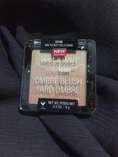 Ombre Blush Color Icon wet n wild