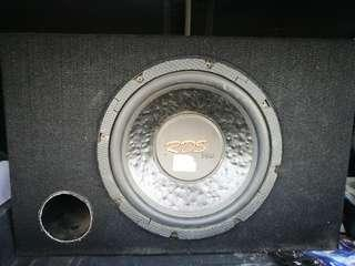 """10"""" woofer with 1600WAmp"""