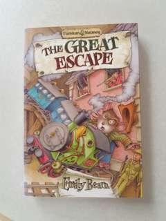 The Great Escape book junior fiction