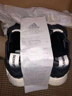 Adidas NMD R1 PK bedwin Original Sneakers 100%