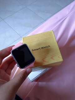 Smartwatch u10 baby pink