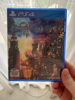 Kingdom Hearts 3 / III PS4 R3