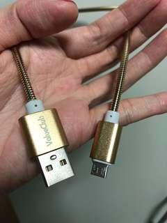 🚚 30cm USB charger