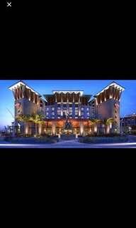 Sentosa Hotel Stay March 2019