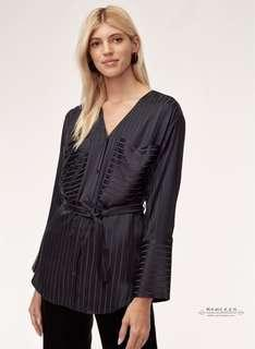 Aritzia Wilfred Blouse and Pant