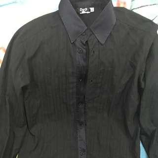 D&G Black Shirt