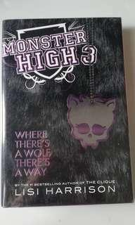 Monster High : Where There's a Wolf, There's a Way