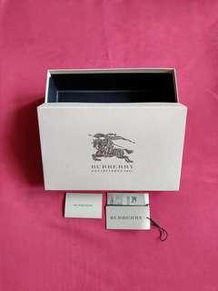 🚚 BURBERRY鞋盒~正品