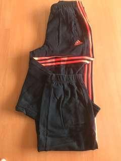Adidas sweat pant, m size