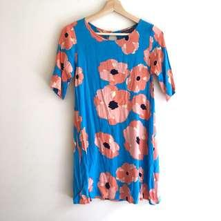 Mr Zimi Floral Dress