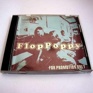 FlopPoppy 2 Track Promo CD