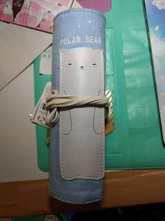 🚚 北極熊筆袋
