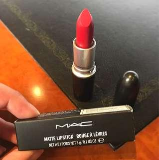 MAC Lipstick RUSSIAN RED - BRAND NEW NEVER USED - negotiable