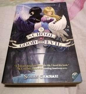 The School for Good and Evil (Book1)