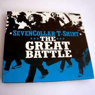 Seven Collar T Shirt - The Great Battle