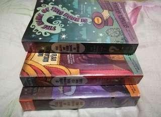 The Secret Series (Books 1-3)