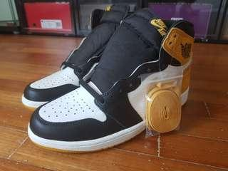 Jordan 1 Ochre Yellow