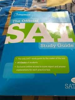 🚚 SAT Study Guide