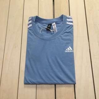 🚚 國外帶回 全新正品 Adidas 圓領 短袖 T恤 三線短TEE 棉質 CD2819 男女皆可