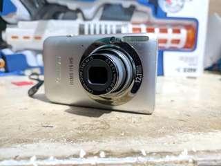 Kamera Pocket Camera Canon IXUS 115 HS