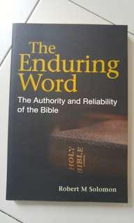 🚚 The Enduring Word