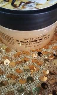 🚚 Body scrub-Vanilla Marshmallow