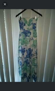 Miss holly maxi dress