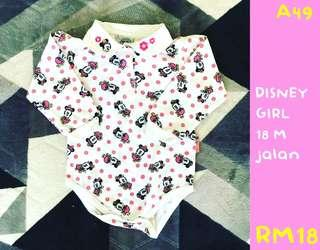 Baby Rompers Mickey