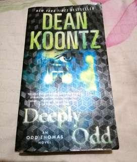 Deeply Odd (Odd Thomas series Book6)