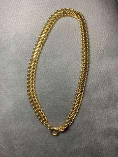Saudi Gold Bracelet 18K