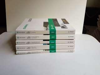 CFA PROGRAM CURRICULUM 2013 LEVEL 1 (SET / 5 BOOKS)