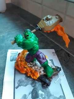 Toy Biz Toybiz Marvel Figure Factory The Incredible Green Hulk NOT Avengers Venom Baf Apocalypse Legends Universe DC Xmen X-men