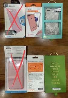 Used premium iPhone 8 Plus case
