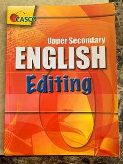 English Assessment Book