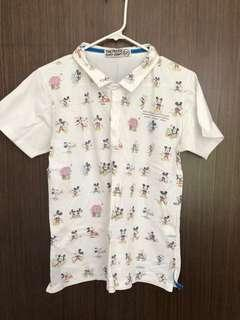 Mickey polo shirt