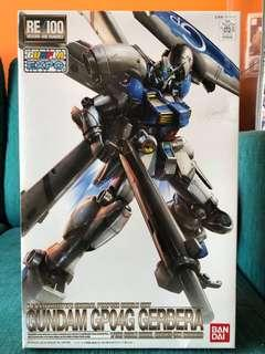 RE/100 Gundam GP04G Gerbera Expo set