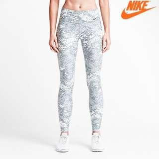 645e9fb173669 Nike Legend Poly Tight Drift Capris (Grey International XS)