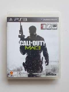 Ps3 Call of Duty MW3 Game