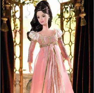 🆕Barbie: Juliet Ballerina