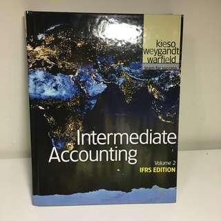 Intermediate Accounting Volume2 IFRS edition/中會/全新/英文原文教科書