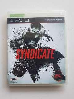 Ps3 Syndicate Game
