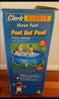 Fast To Set Up Pool