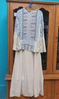 ITANG YUNASZ KAMILLAA MUSLIM DRESS BAGUS BUAT LEBARAN